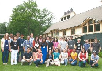 Statistical Methods for Functional Genomics course attendees